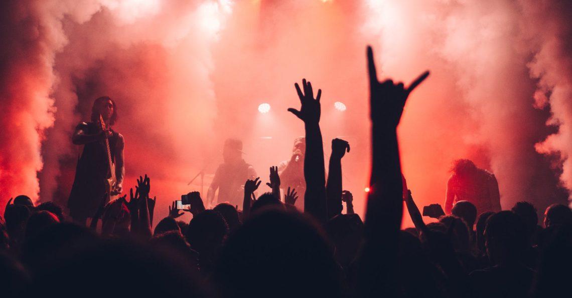 concert culture festival volontaire
