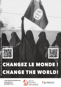 Shock campaign: change the world!