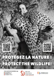 Shock campaign: protect the wildlife!