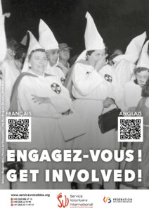 Shock campaign: GET INVOLVED!