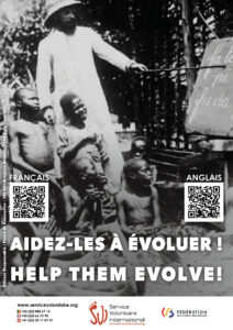 Shock campaign: help them evolve!
