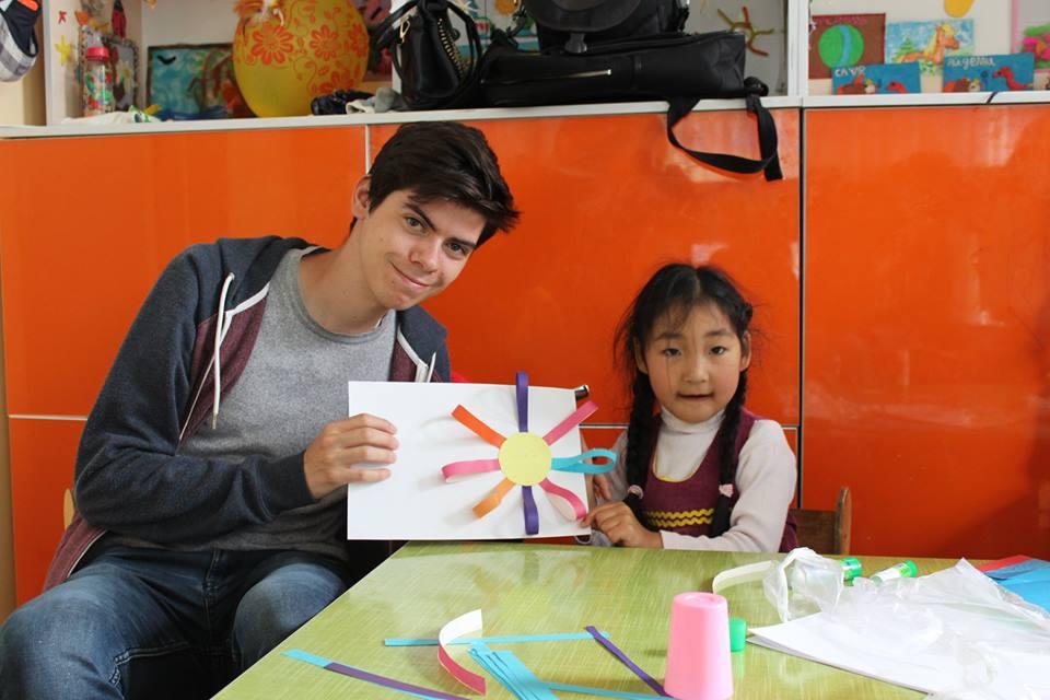 "volunteer project: ""Happy sun"" photo 1"