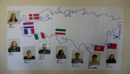 volunteer project: SCHOOL-1 (ULAANBAATAR) photo 3