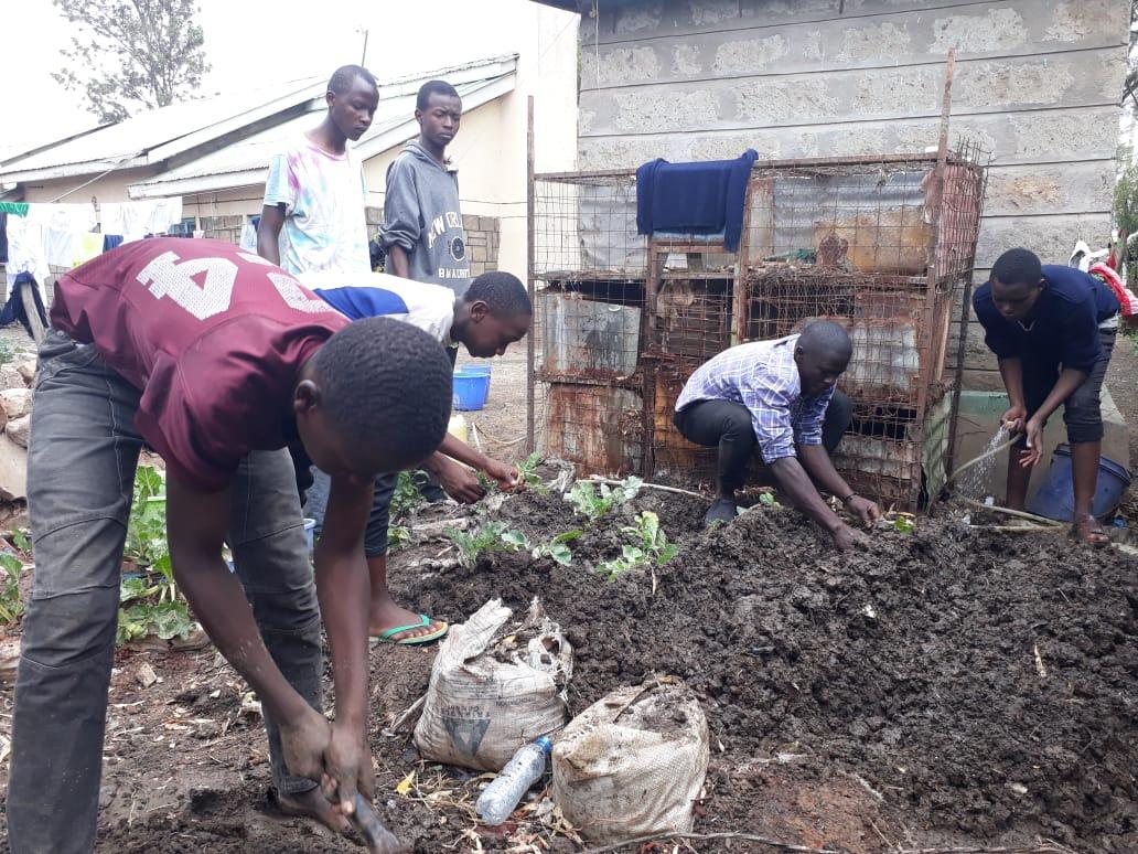 volunteer project: ST. CHARLES LWANGA CHILDREN'S CENTRE AND SECONDARY SCHOOL photo 1