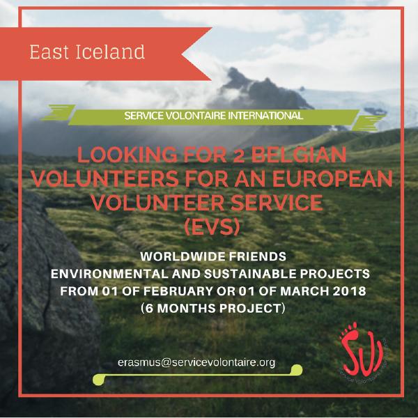 volunteer project: Worldwide Friends Iceland photo 1