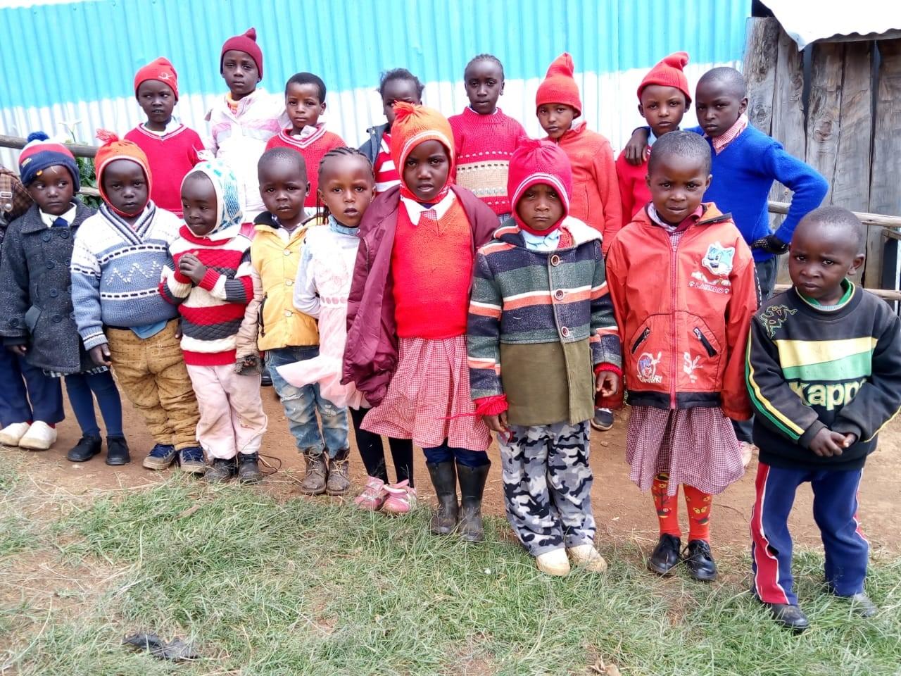 volunteer project: Star of Hope Community Center Nyeri photo 1