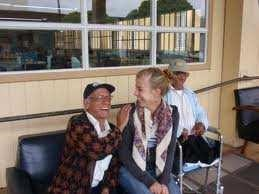 volunteer project: HOGAR DE ANCIANOS CARLOS MARIA ULLOA (Elderly Home) photo 2