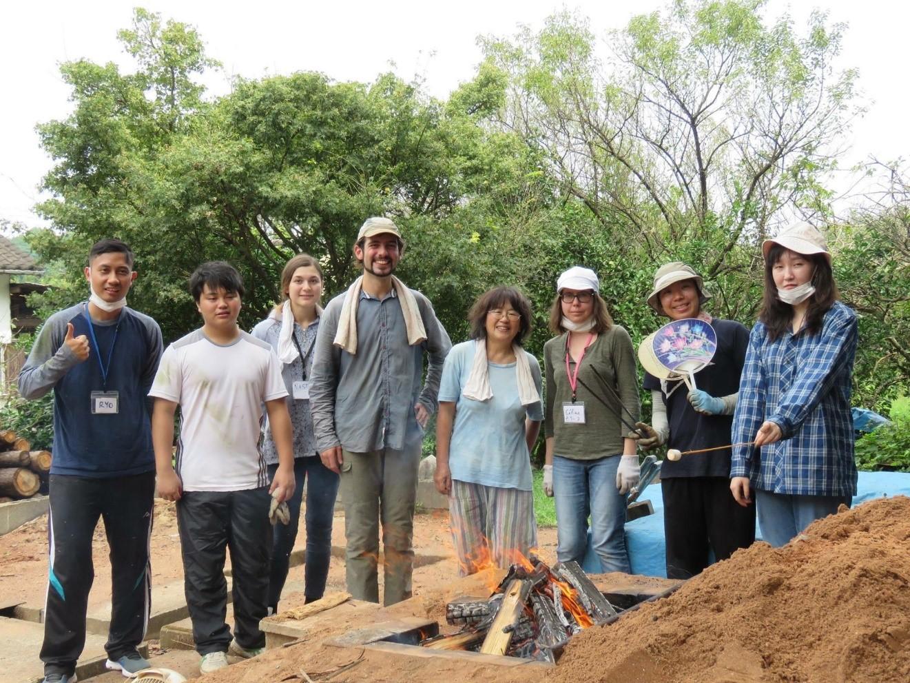 volunteer project: Minamata (Kumamoto) photo 2