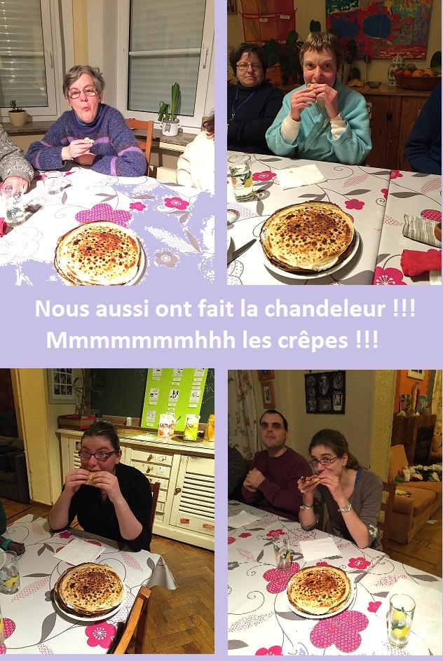 volunteer project: Accueil et Vie photo 1