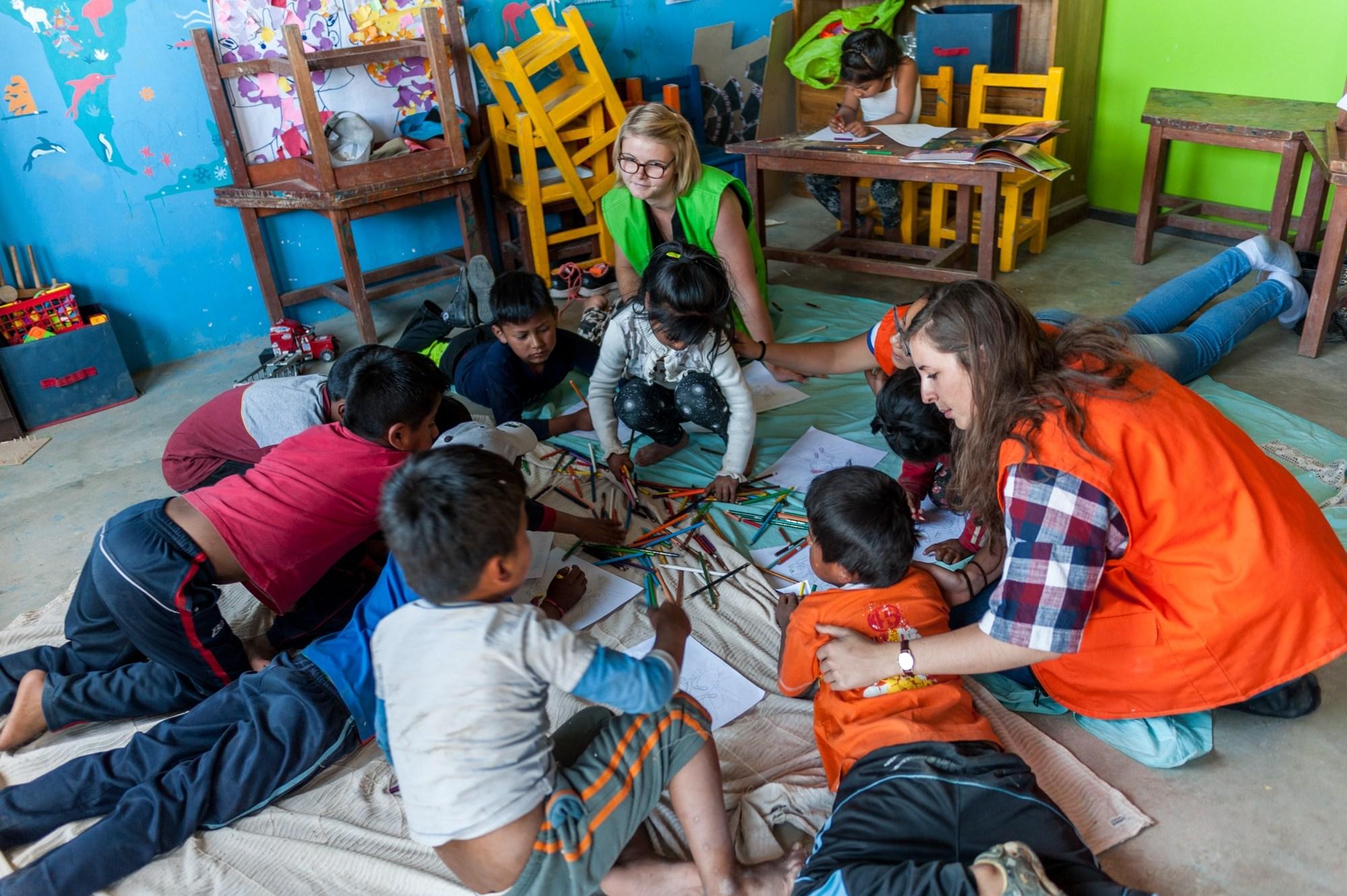 volunteer project: Bolivia Digna photo 1