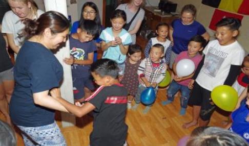 volunteer project: KIDS CAMP-3 photo 2
