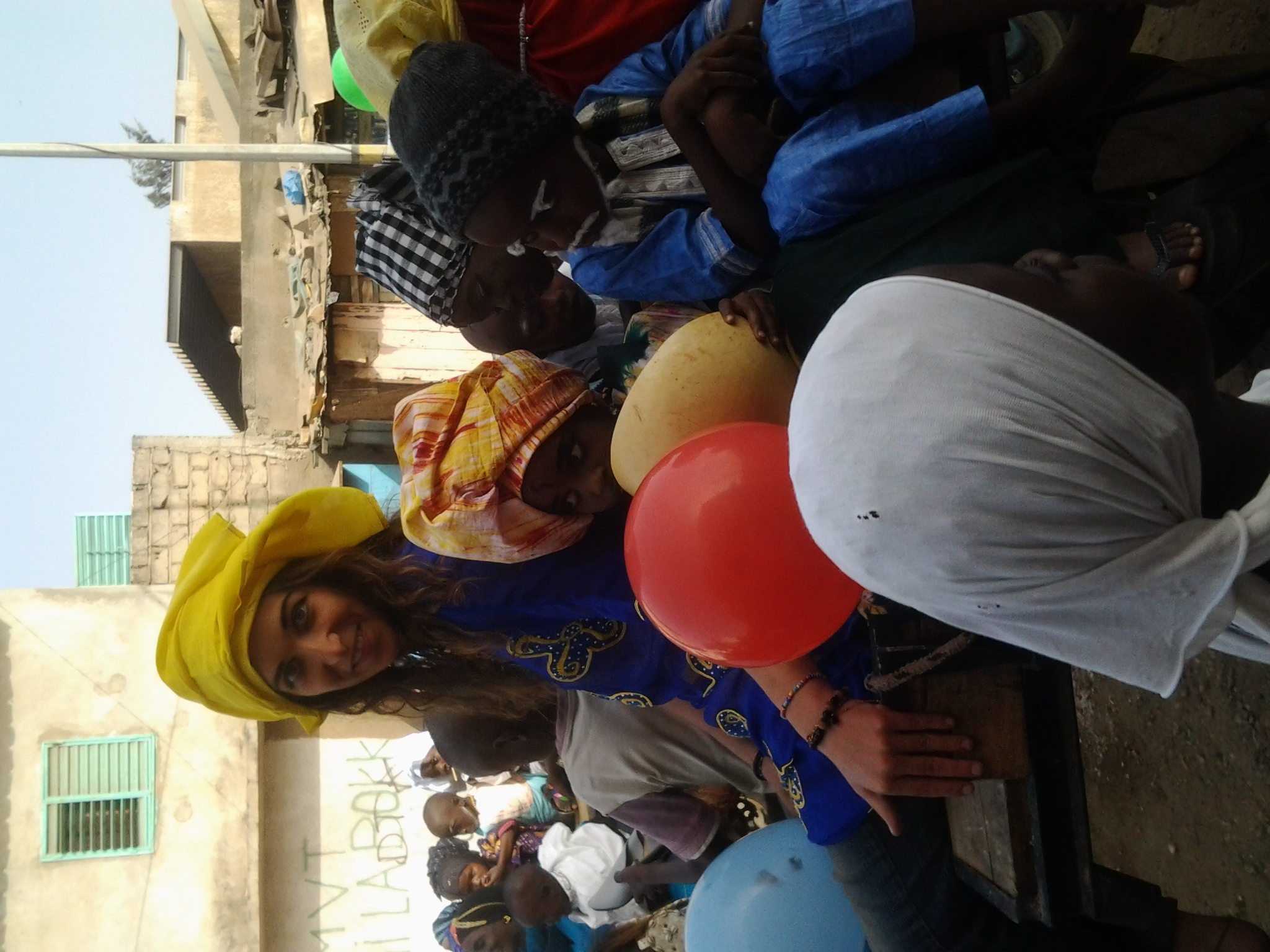 volunteer project: Ecole Keur Fatou Kaba - Soutien scolaire et animations (nouveau partenaire) photo 1