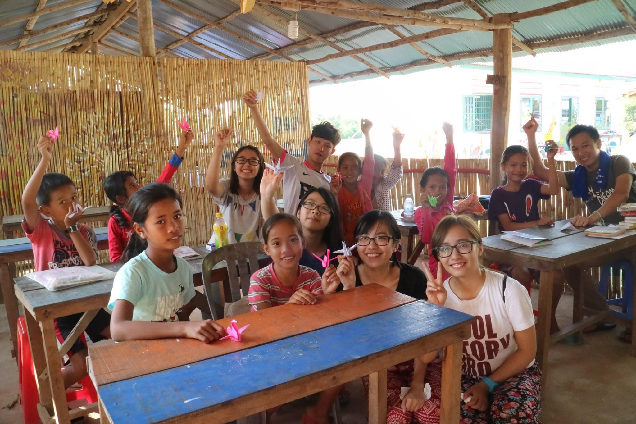 volunteer project: CYA-GLOBAL EDUCATION CENTER photo 1