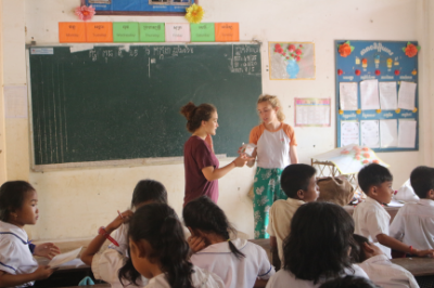 volunteer project: Global Education Center (GEC) photo 4