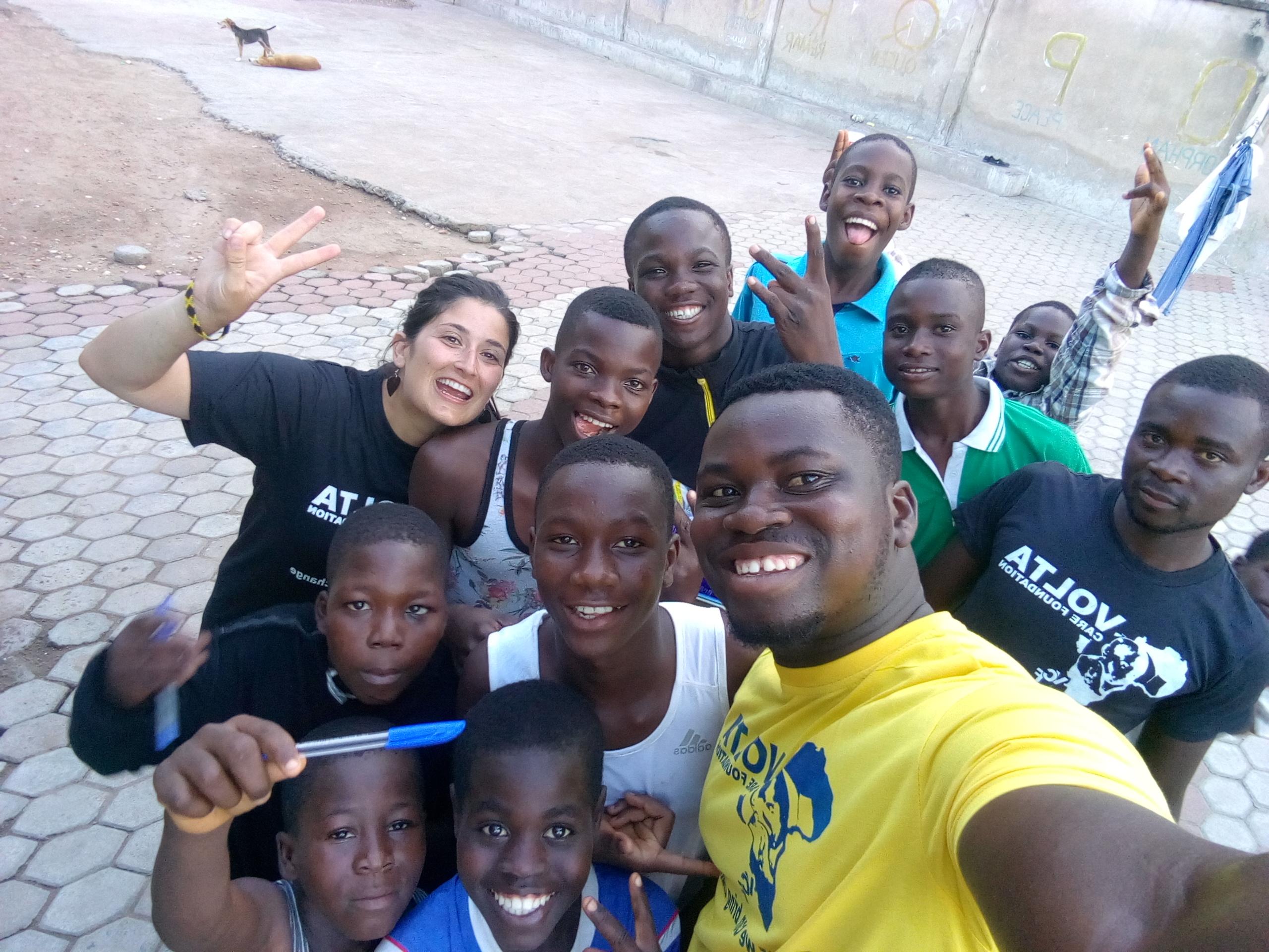 volunteer project: PROJET DE SOLIDARITE INTERNATIONALE photo 4