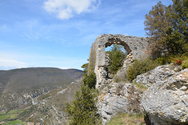 volunteer project: PNR VERCORS – Conservation of the castle's ruins photo 1