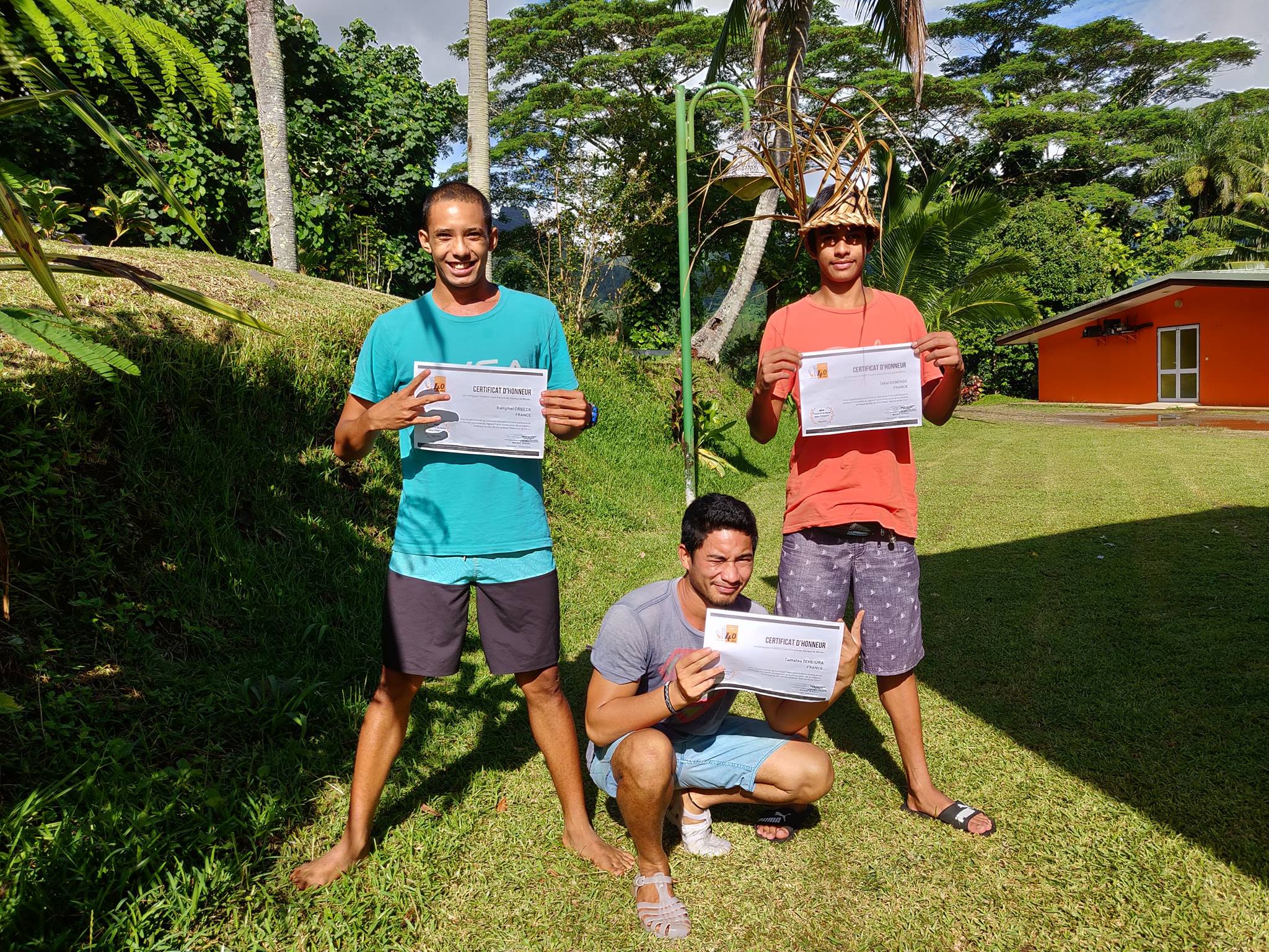 volunteer project: Partageons nos cultures! Polynésie Française  photo 1