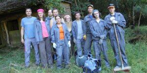 volunteer project: Volunteering on the way of Saint-James photo 4