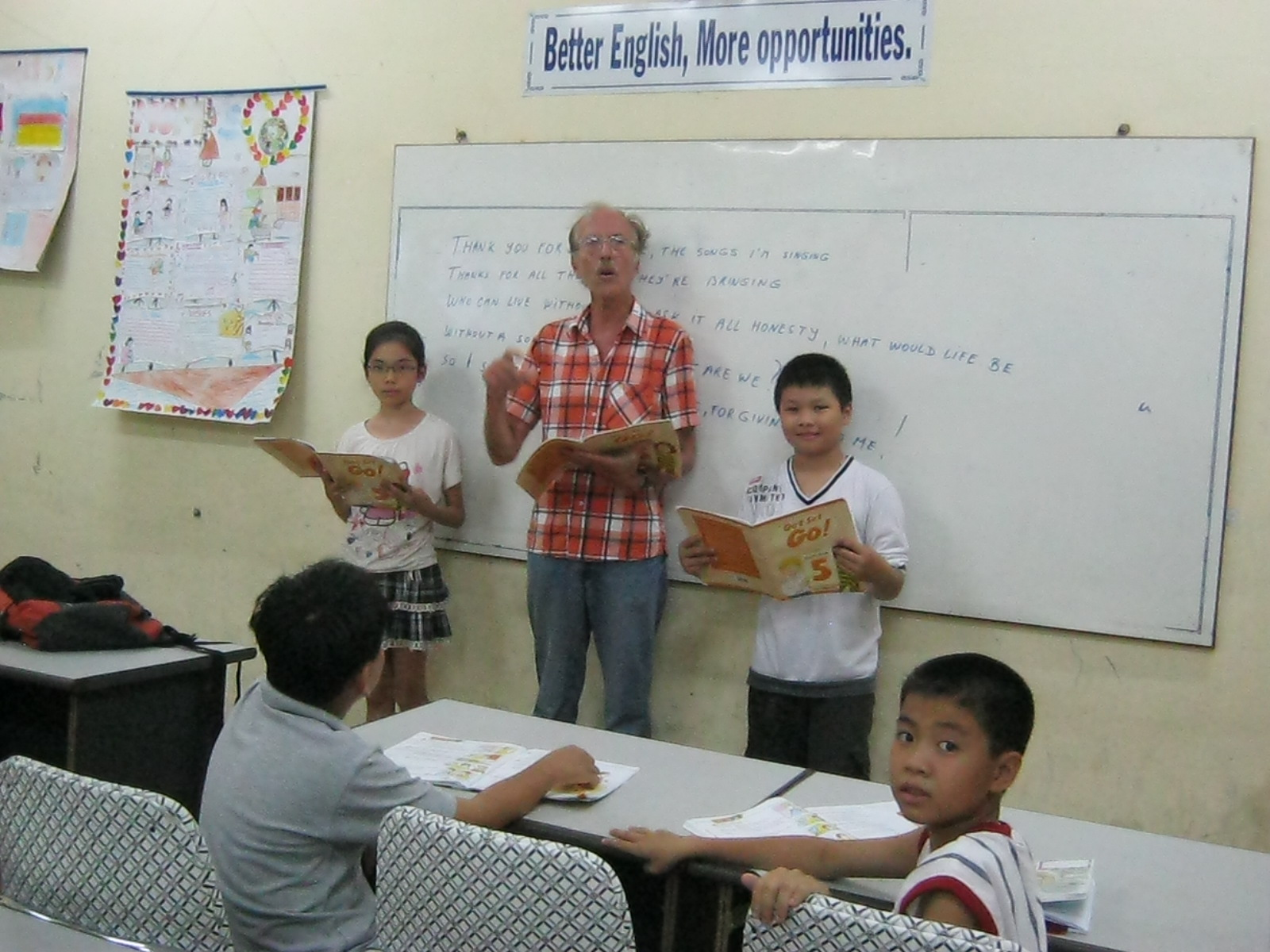 volunteer project: SUMMER LANGUAGE CAMP FOR KIDS photo 1