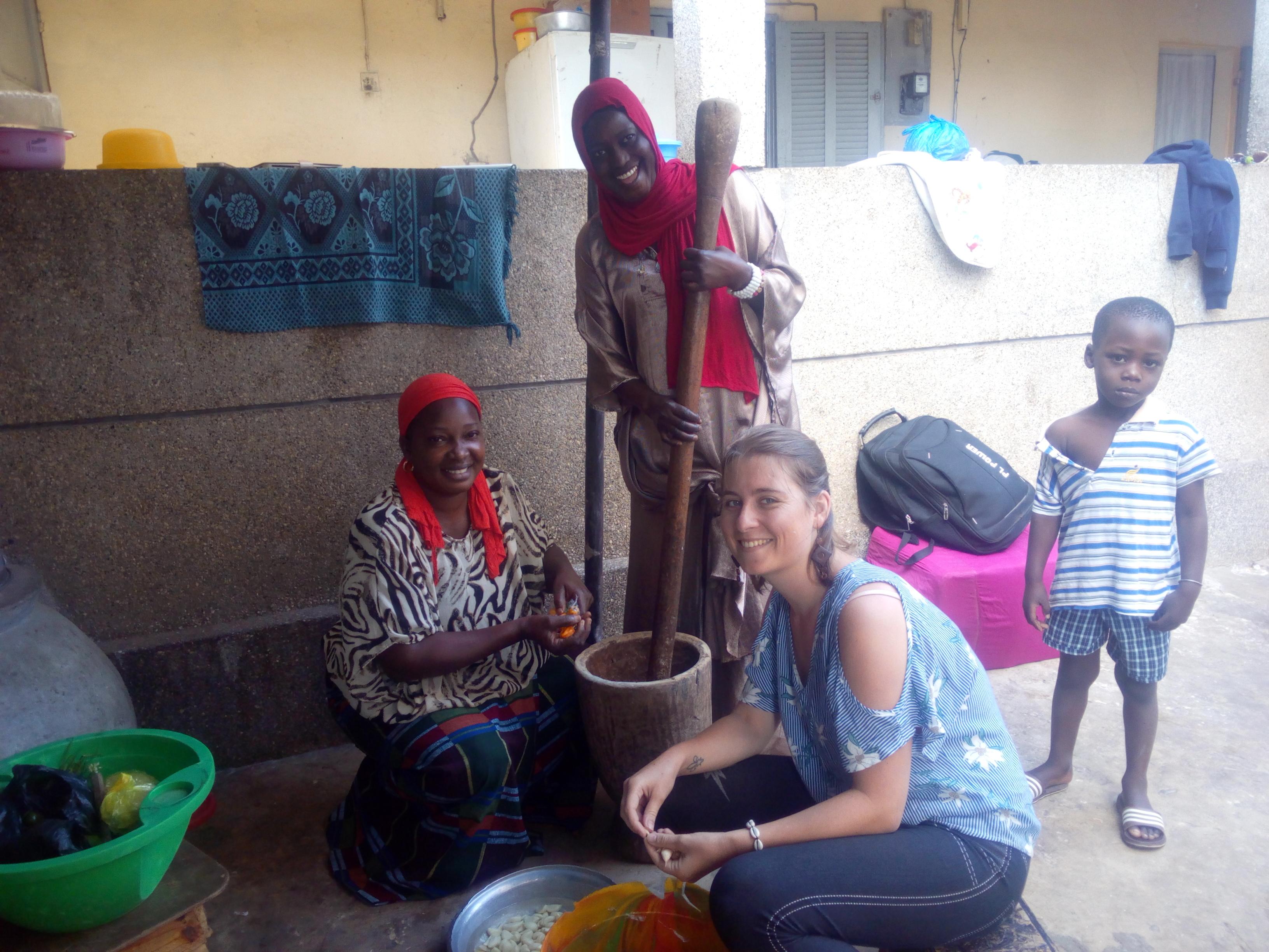 volunteer project: Ecole Keur Fatou Kaba - Soutien scolaire et animations (nouveau partenaire) photo 4