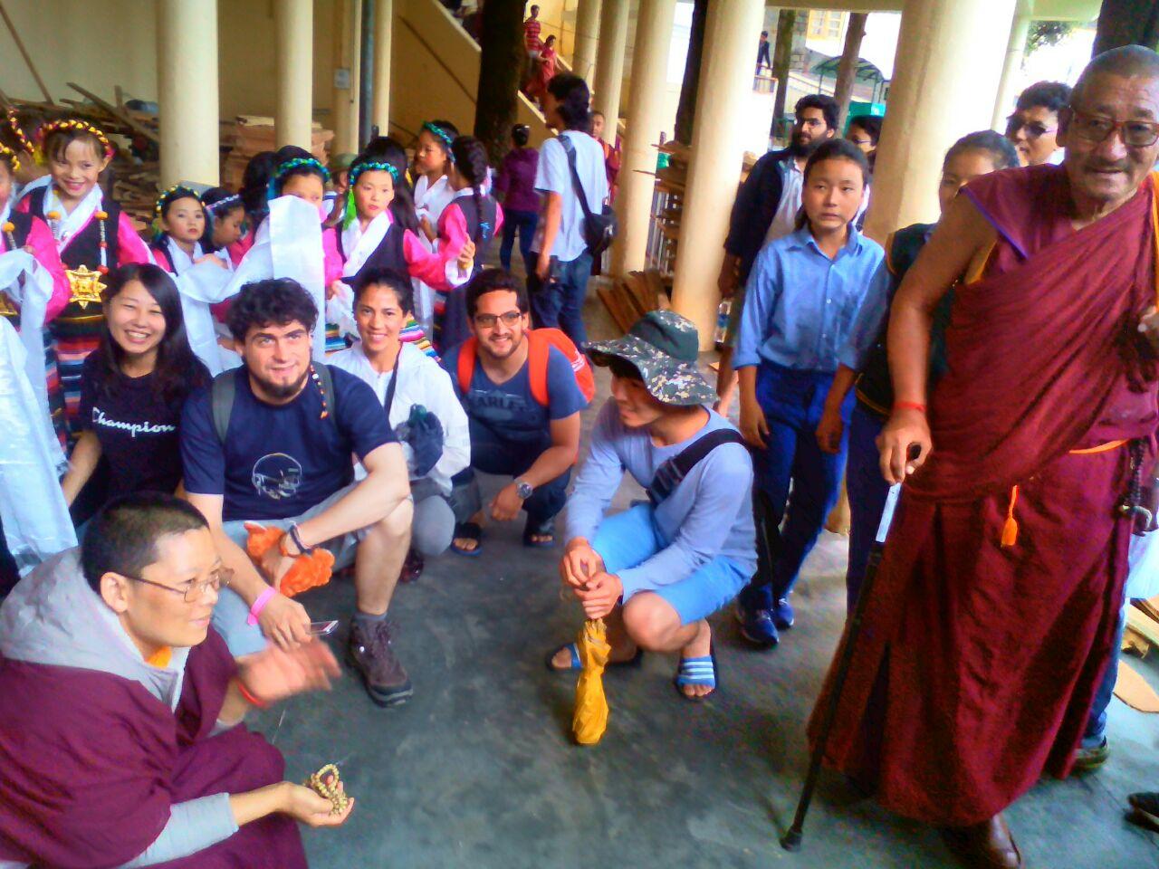 volunteer project: Tibetan & Indian culture photo 5