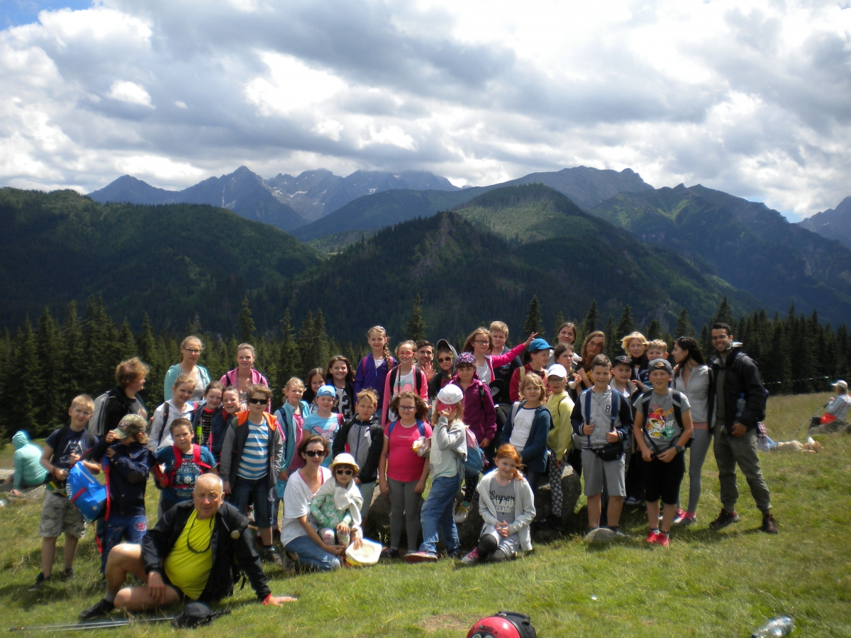 volunteer project: Zakopane photo 1