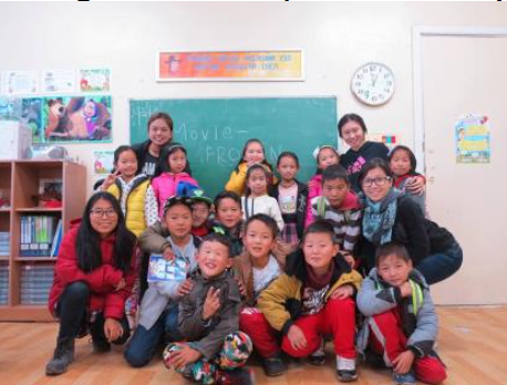 volunteer project: SCHOOL-3  (ULAANBAATAR) photo 1