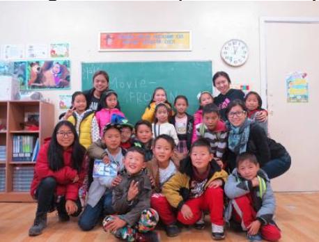volunteer project: School photo 4