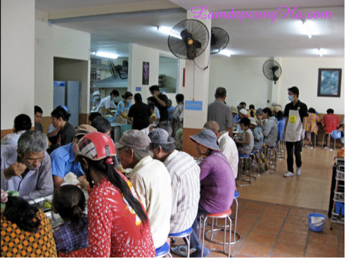 volunteer project: Social Smile restaurant for poor people-Ho Chi Minh photo 1