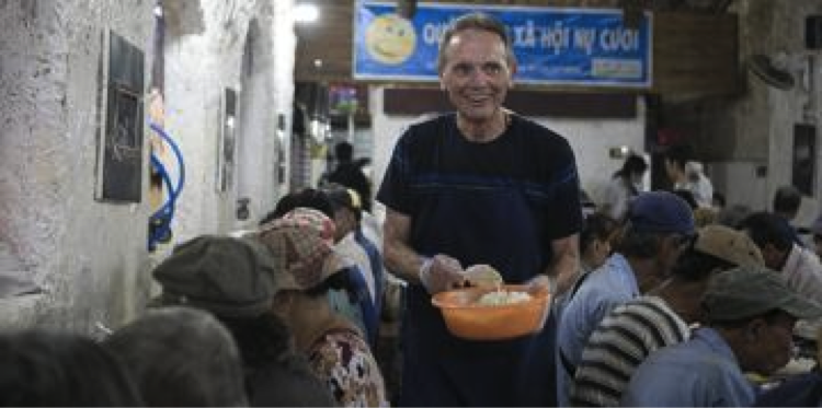 volunteer project: Social Smile restaurant for poor people-Ho Chi Minh photo 2