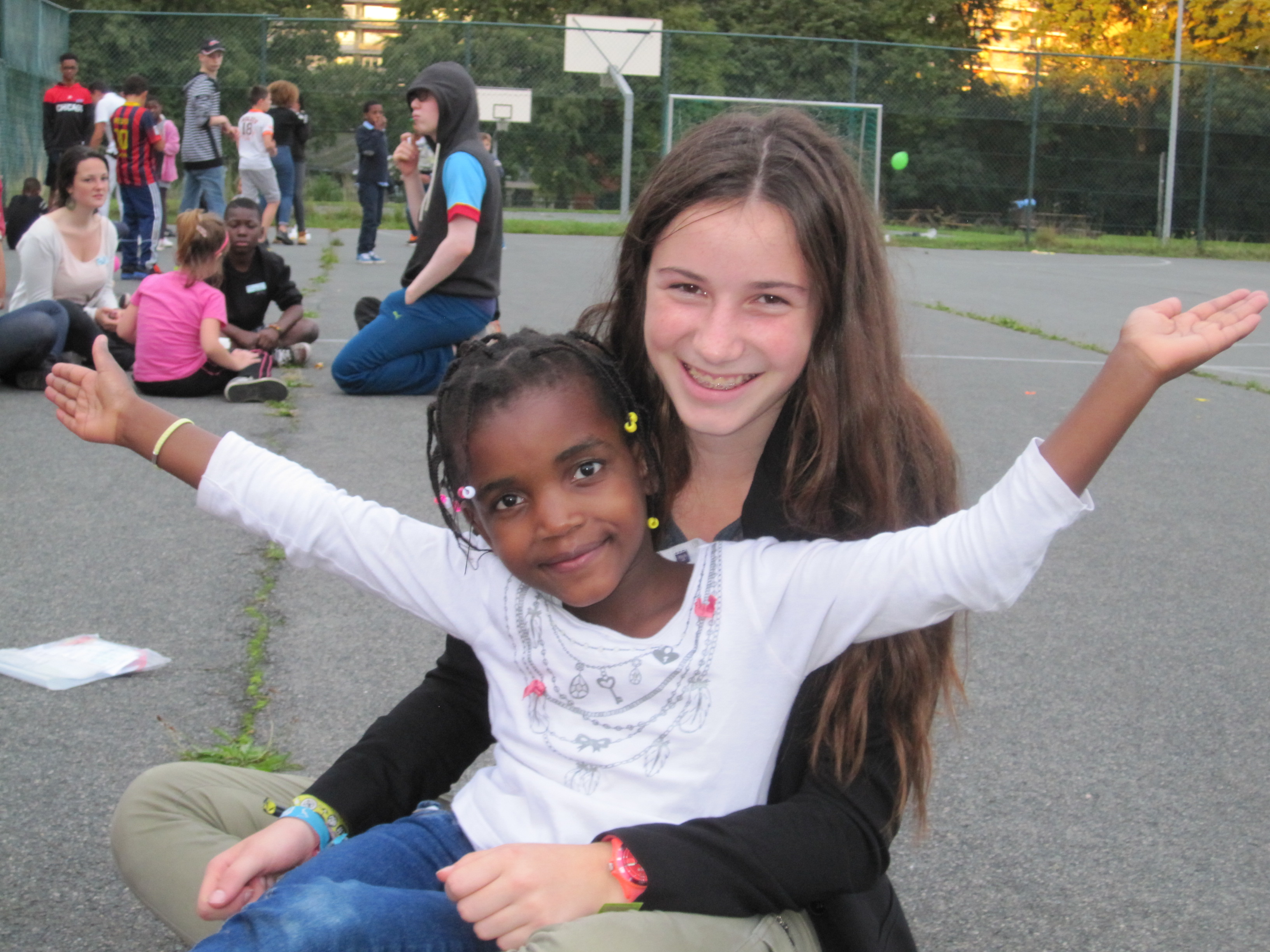 volunteer project: Internat Don Bosco photo 11