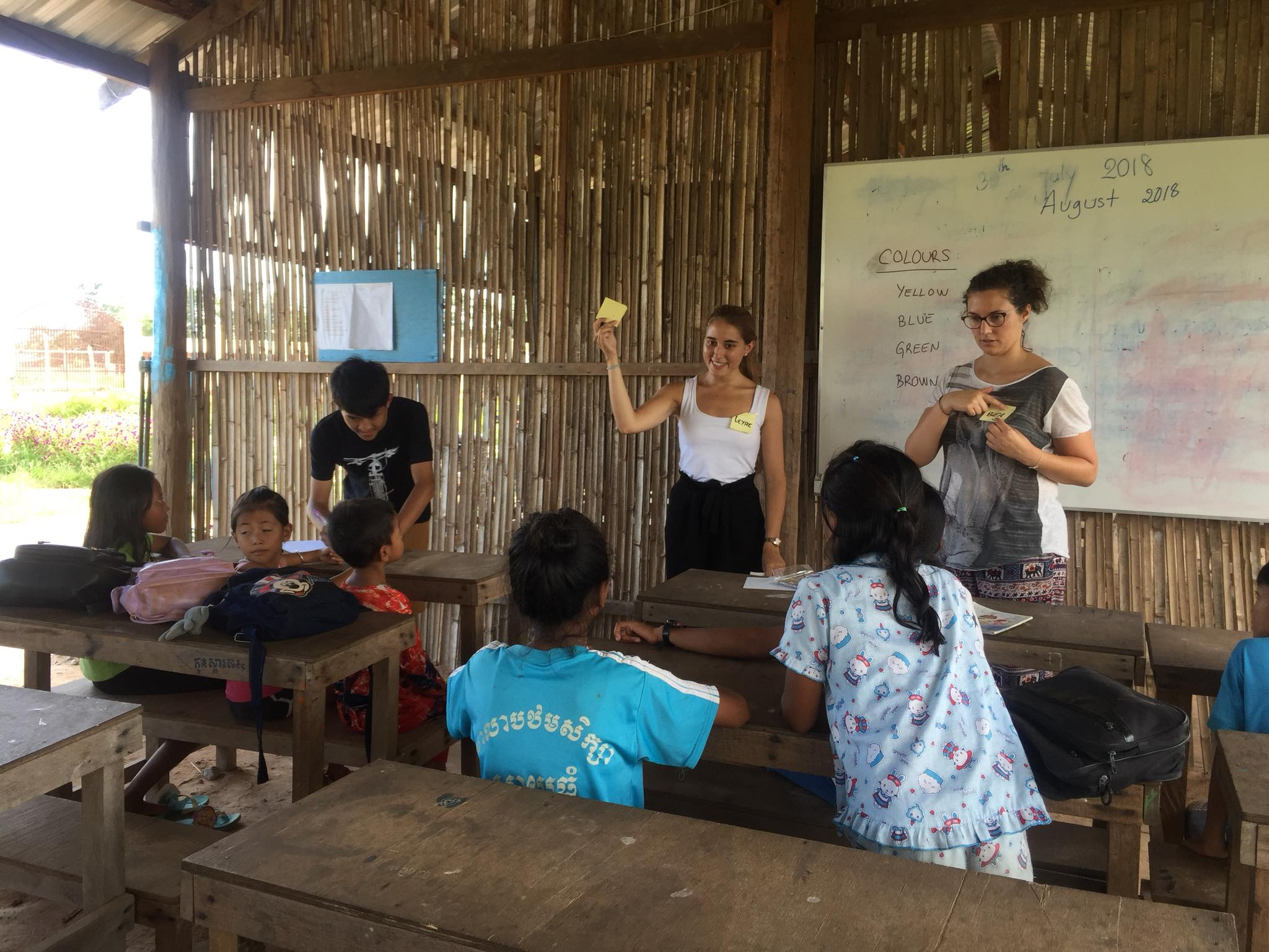 volunteer project: Global Education Center (GEC) photo 2