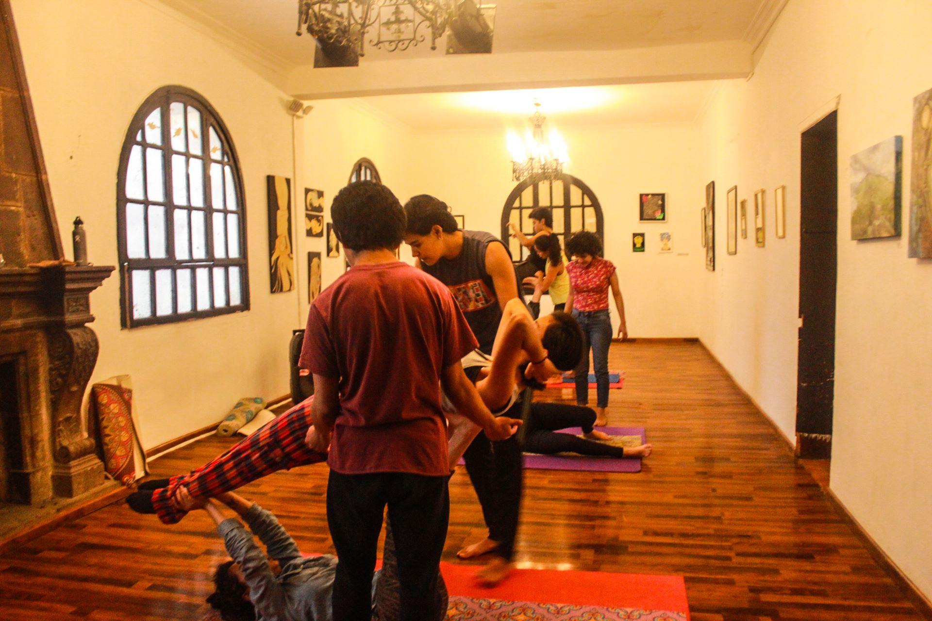 volunteer project: El Útero : centre des arts et de la culture à Quito photo 3