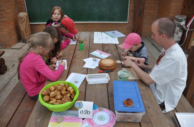 volunteer project: Võru Kindergarten Päkapikk - SVE photo 1
