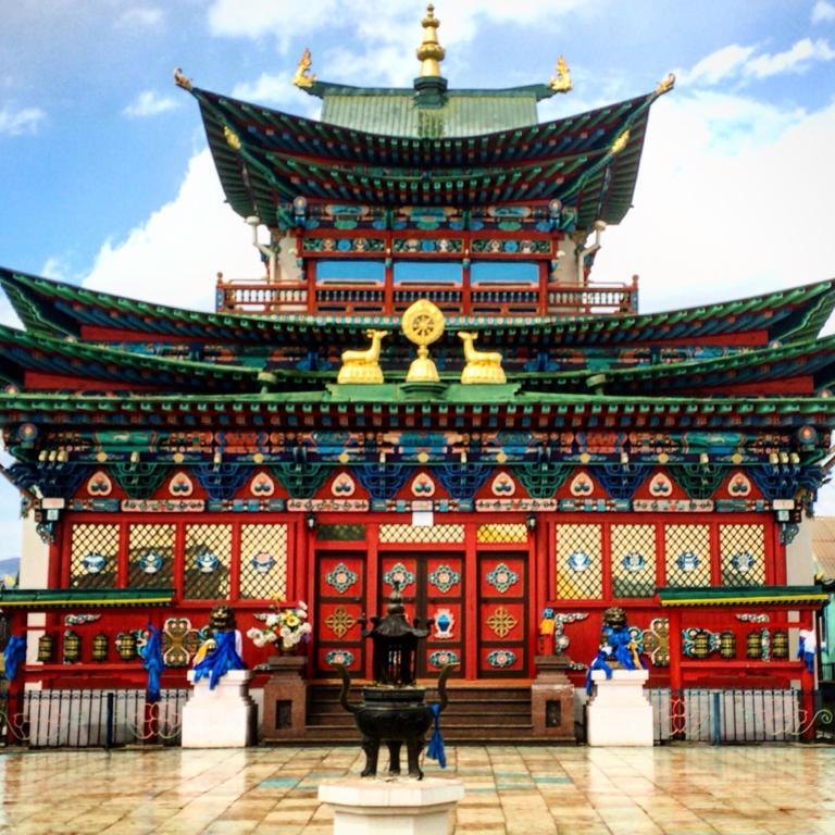 volunteer project: English, martial arts and unique Buryat culture photo 5