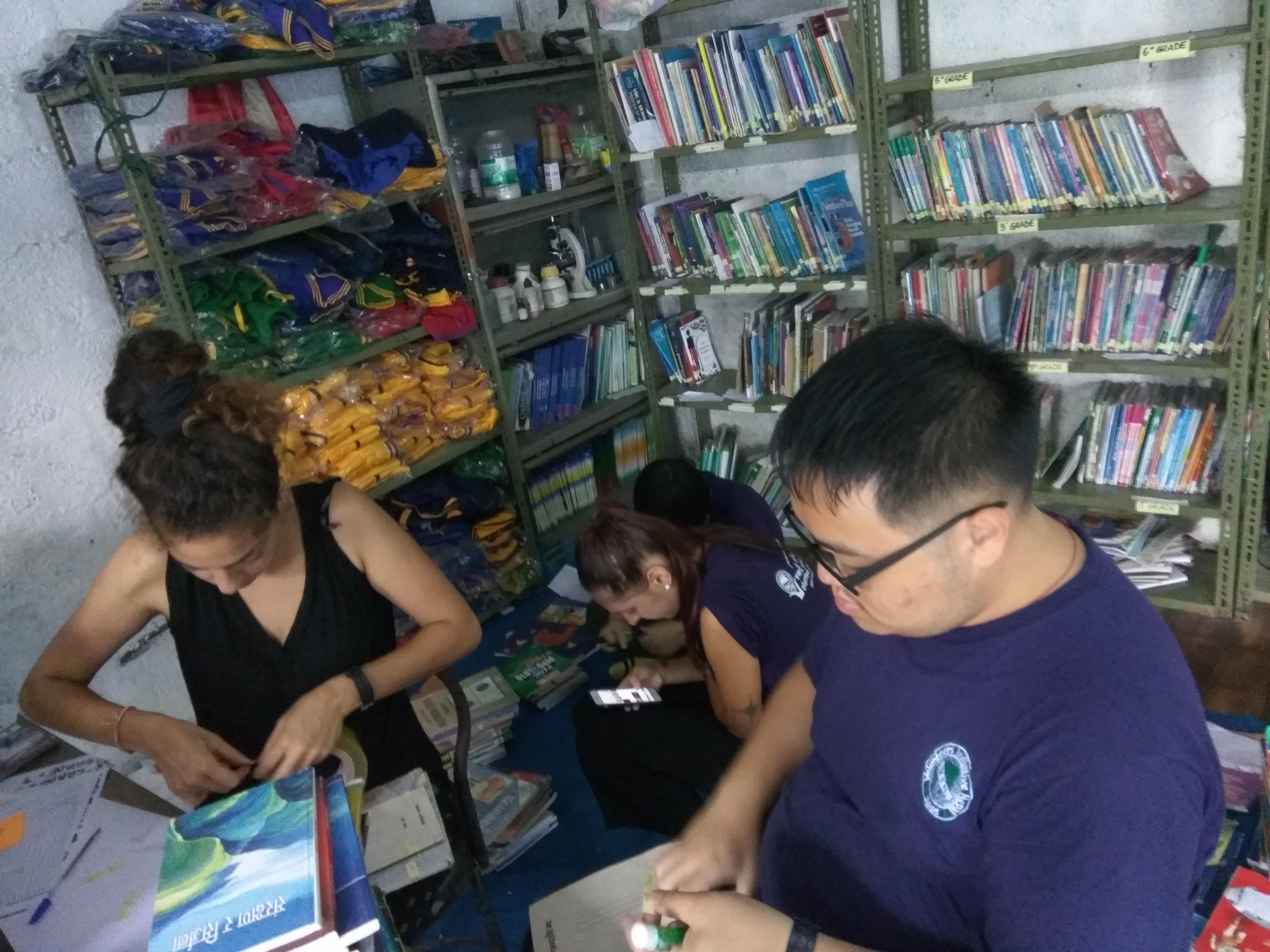 volunteer project: Library Camp- (EDU, SOCI, KIDS, MANU) photo 2
