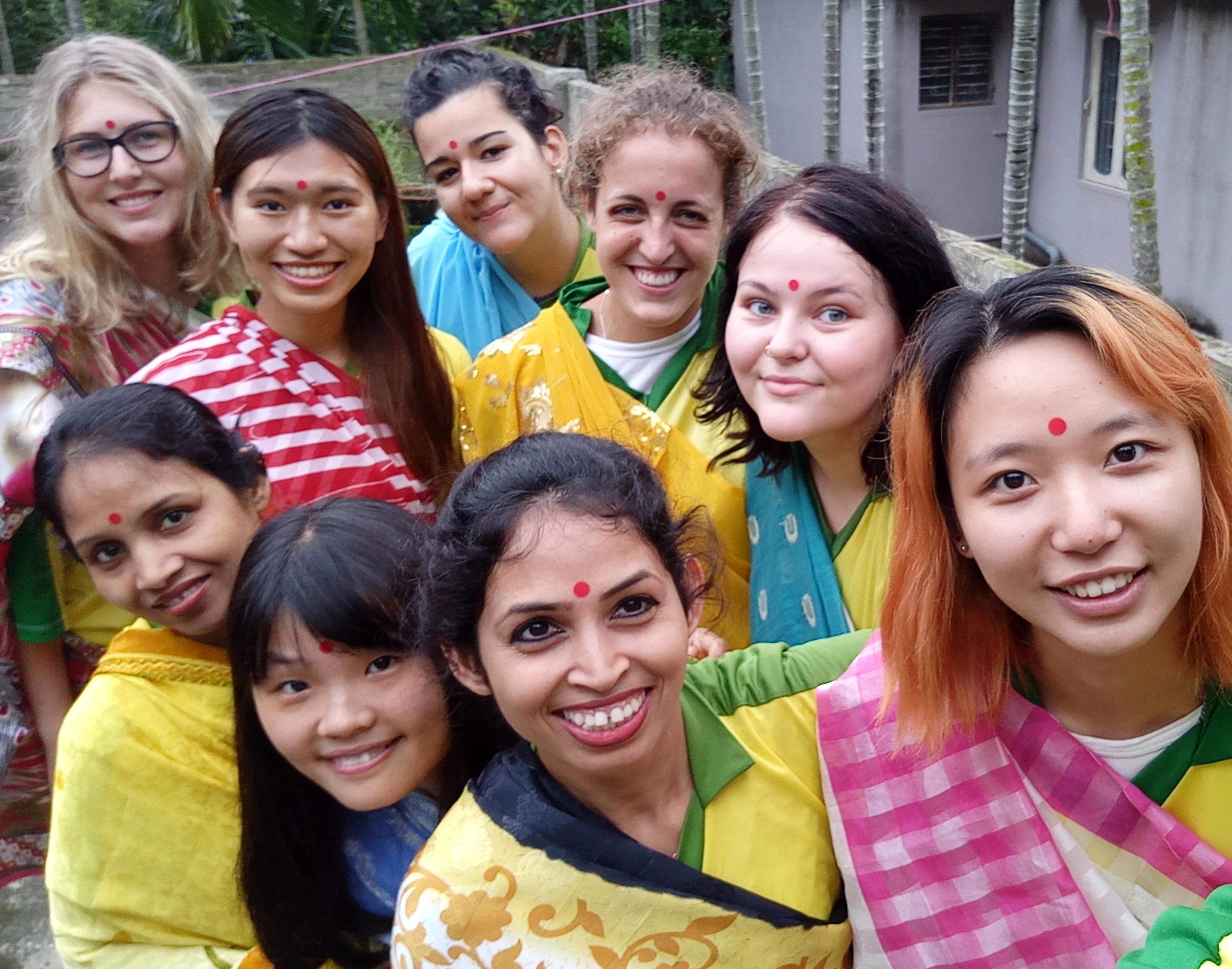 volunteer project: Raksha Bandhan Camp photo 1