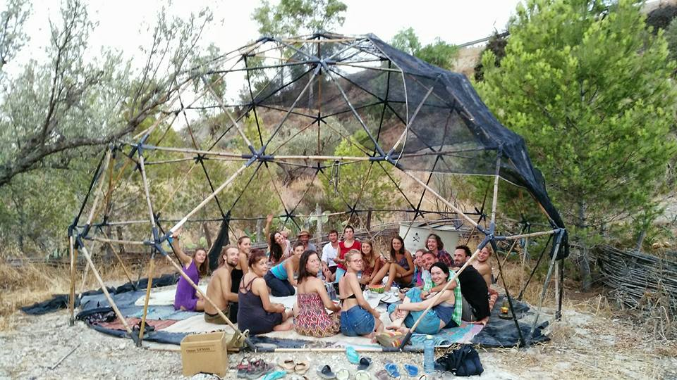 volunteer project: EVS Opportunity in an Ecovillage photo 2