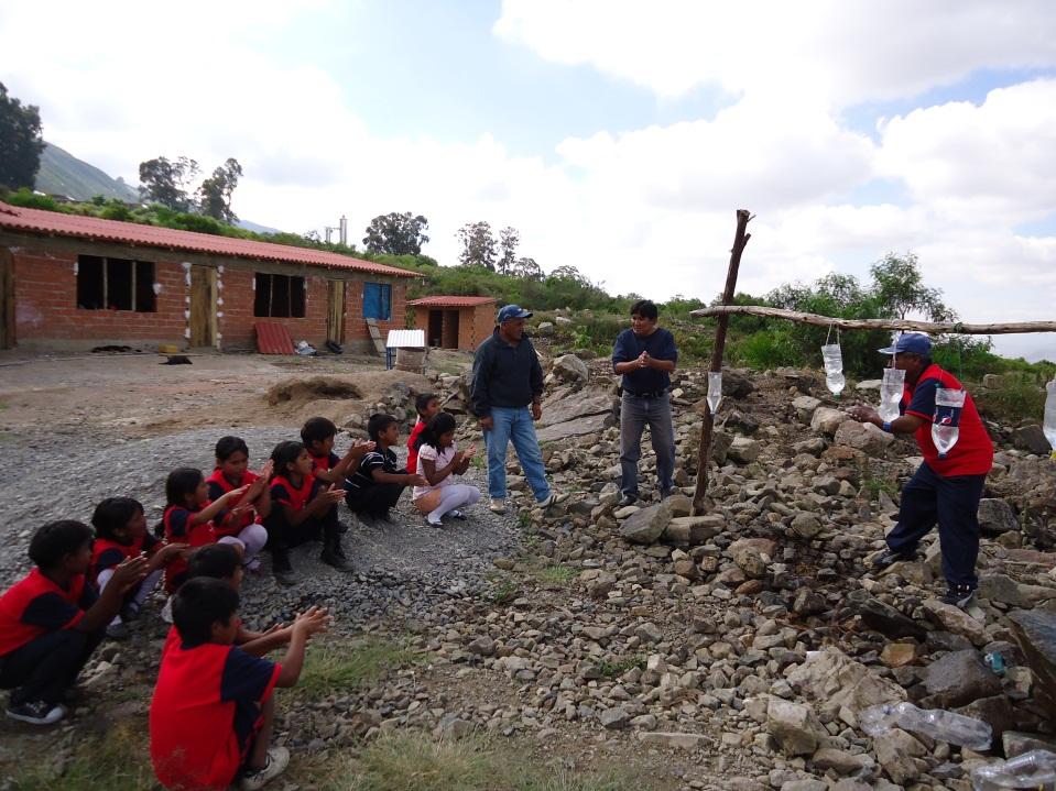 volunteer project: Sumaj Kausay photo 3