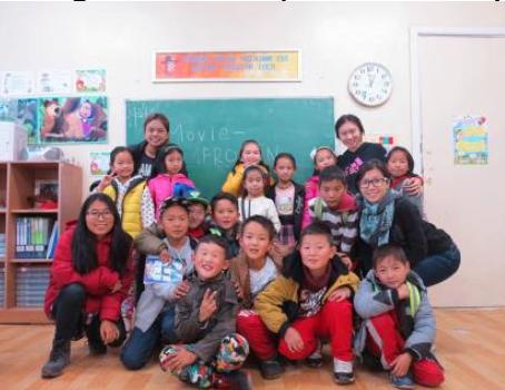 volunteer project: School photo 7