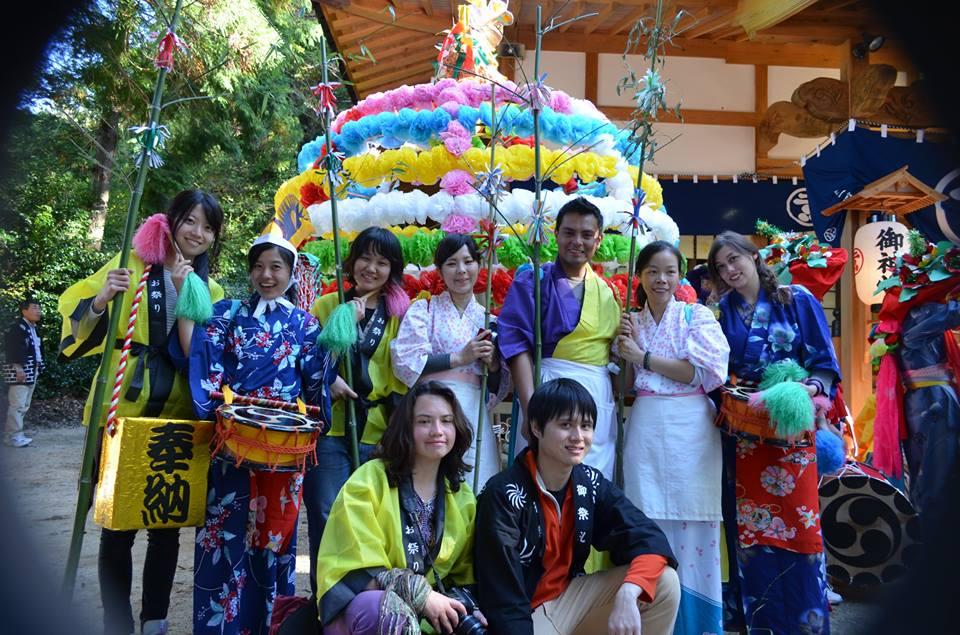 volunteer project: Misato (Shimane) photo 1