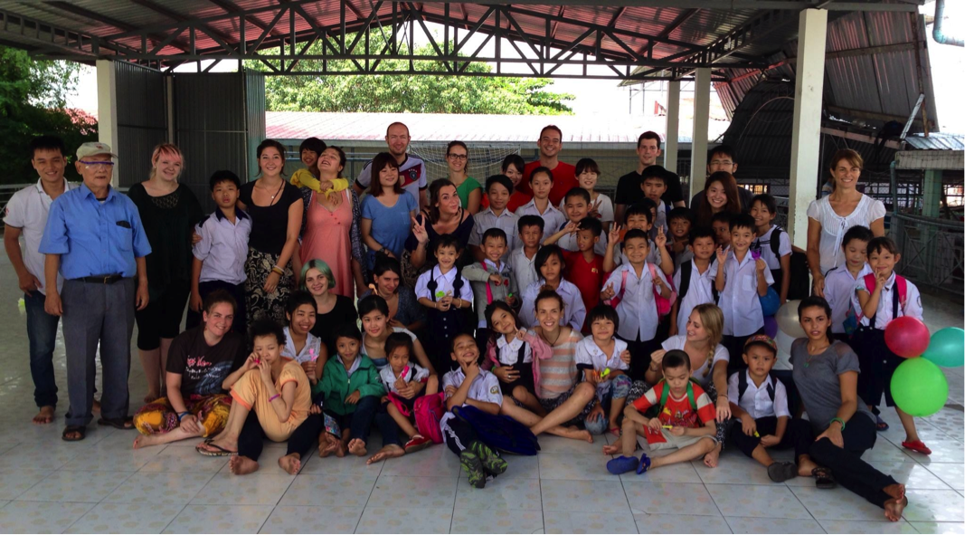 volunteer project: Children with special need- Ho Chi Minh photo 1