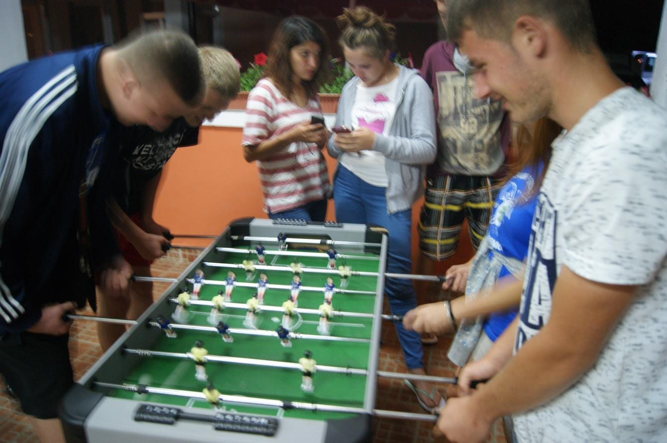 volunteer project: International youth working camp photo 11