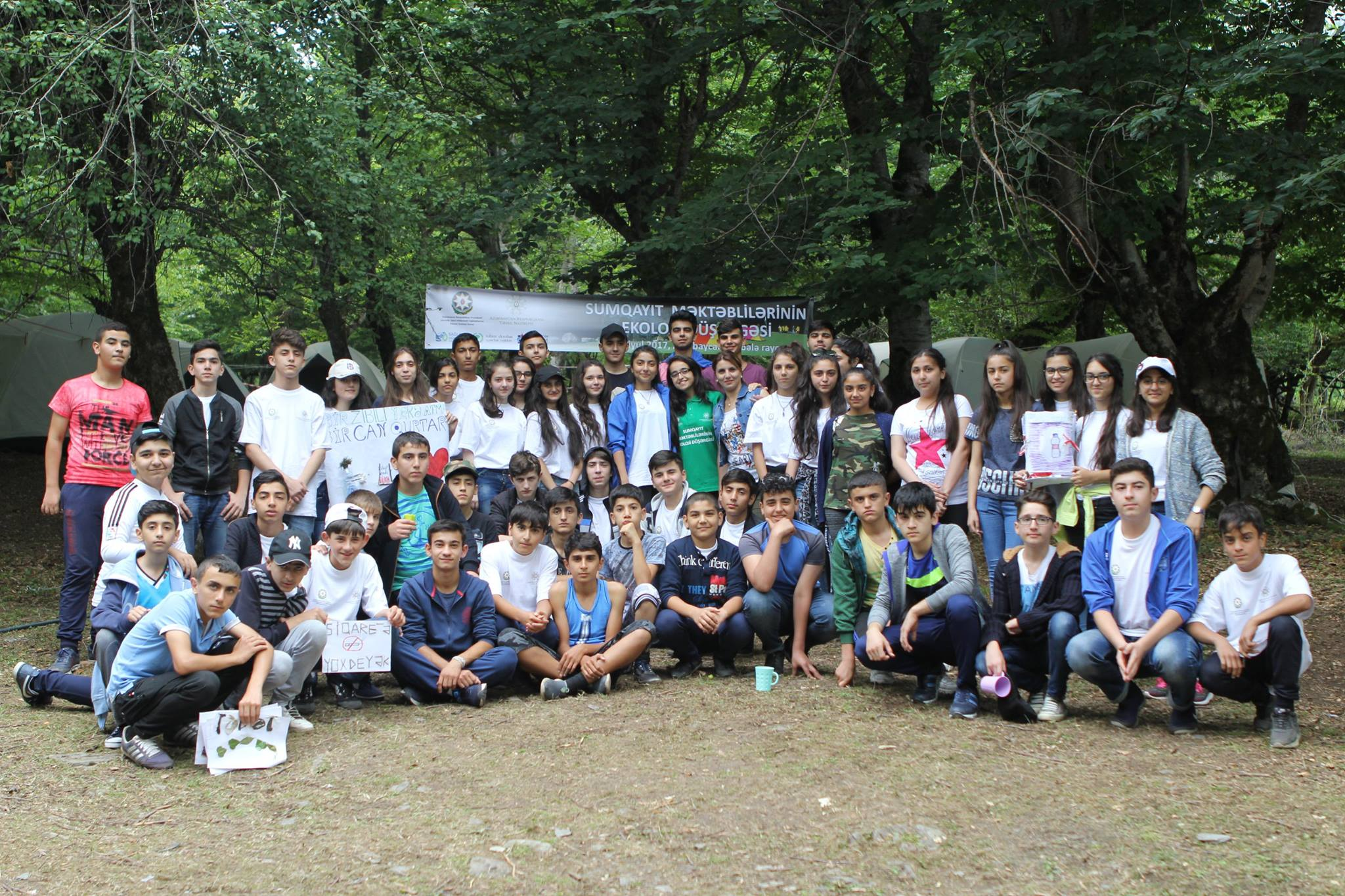 volunteer project: Ecology Camp photo 4