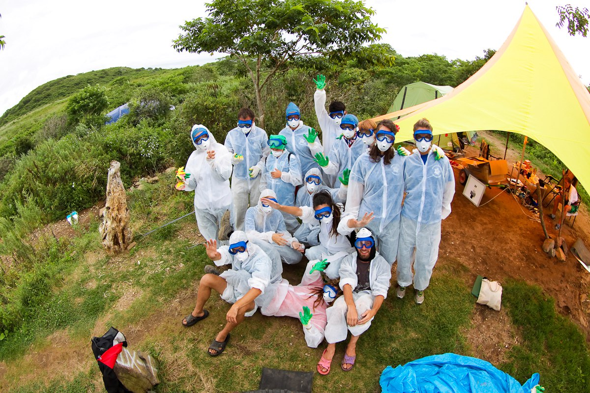 volunteer project: DREAM ISLAND photo 1