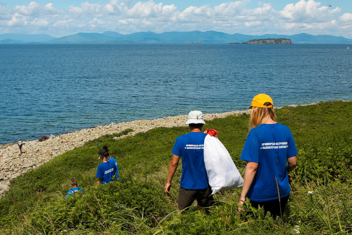 volunteer project: DREAM ISLAND photo 2