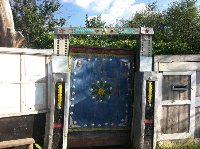 volunteer project: Wonder Mountains: Herbal garden photo 3