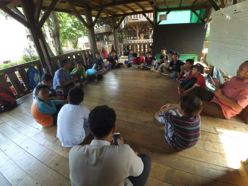 volunteer project: Indonesia School of Nature photo 1