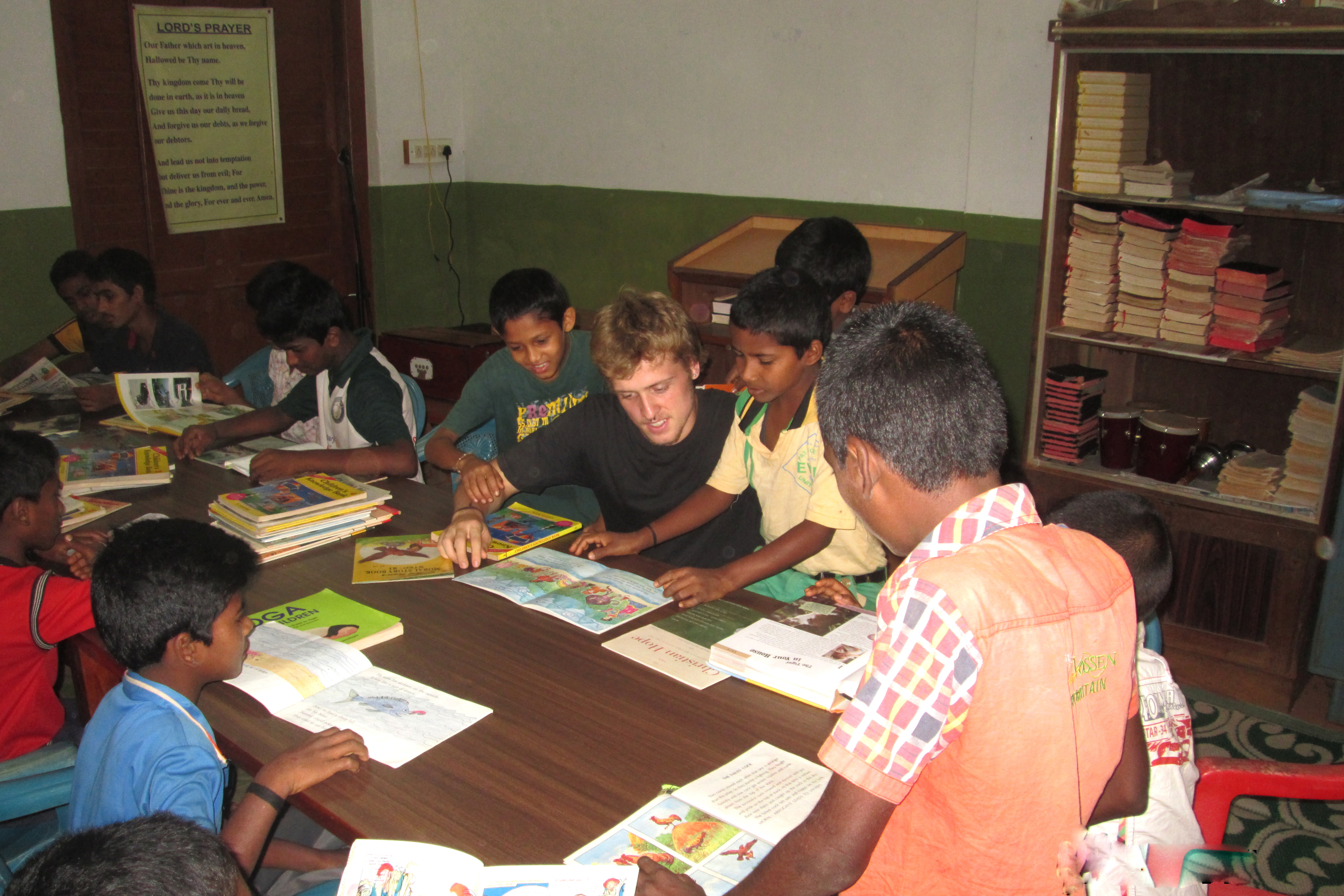 volunteer project: Prevention of Child Labour/ Promotion of Child Rights photo 1