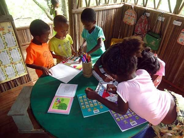 volunteer project: Education et animations extrascolaires photo 4